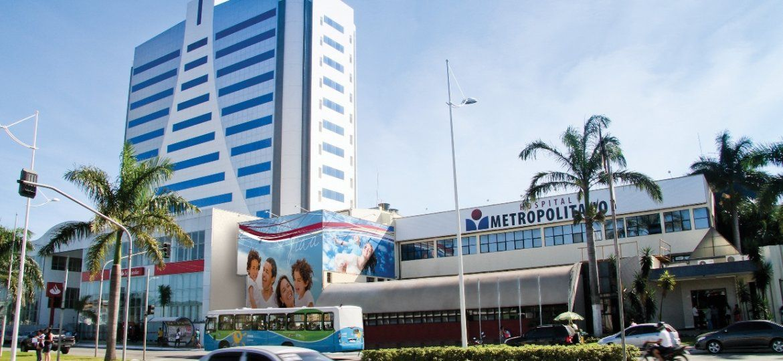 Foto fachada Hospital Metropolitano 1
