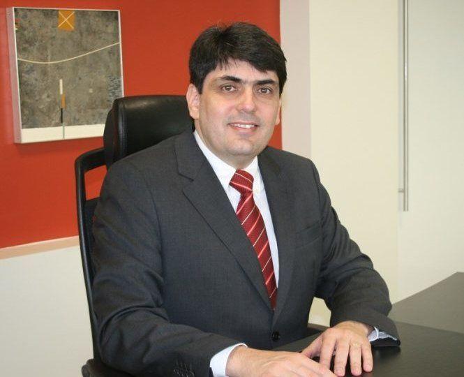 Marco Aurélio Almada - presidente do Bancoob
