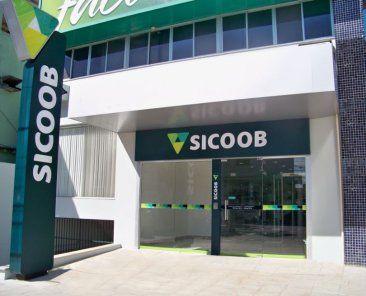 A agência Sicoob Laranjeiras foi inaugurada em 2011