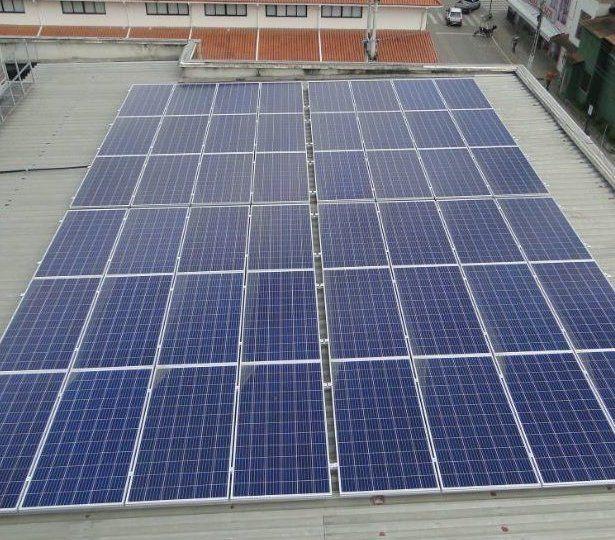 Usina fotovoltaica de Santa Maria