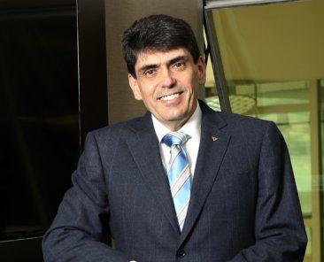 Marco Aurélio Almada presidente do Bancoob