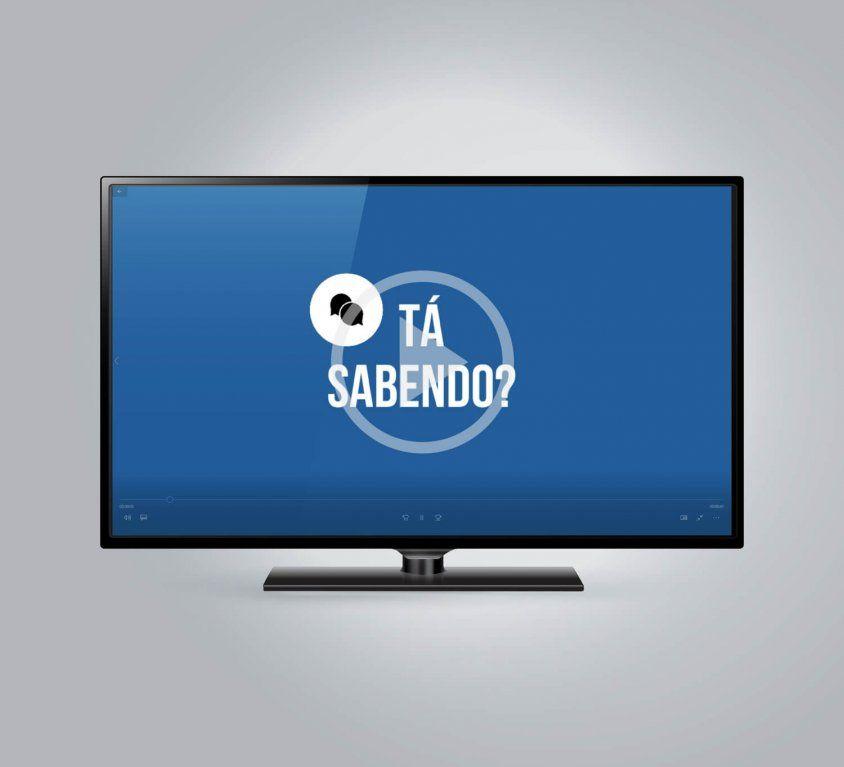 TV CORPORATIVA – TÁ SABENDO