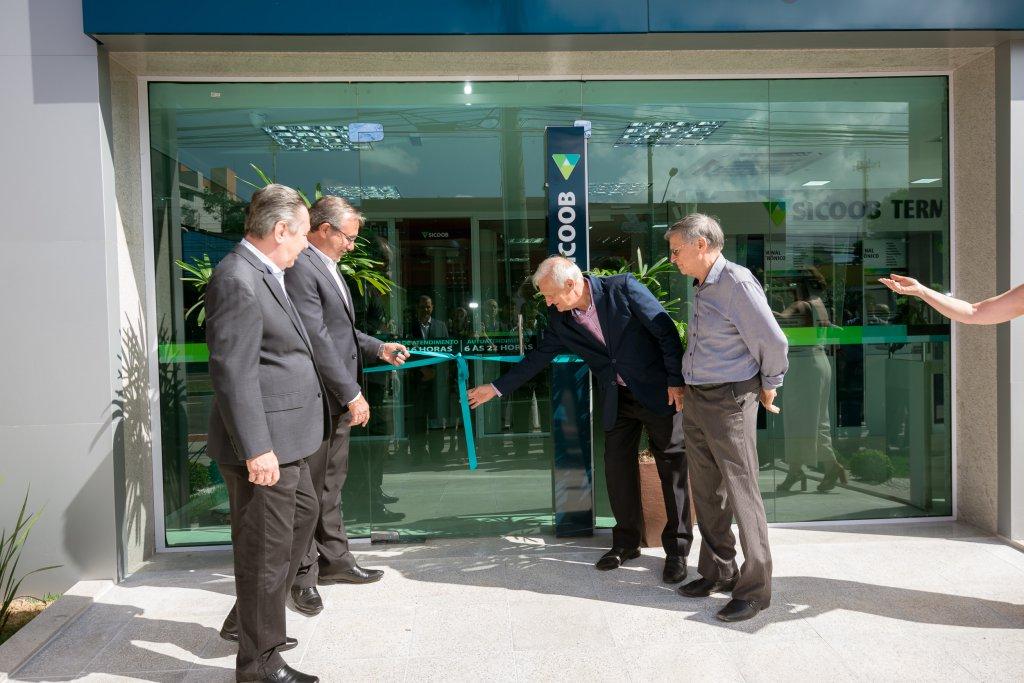 Sicoob abre sexta agência em Vitória