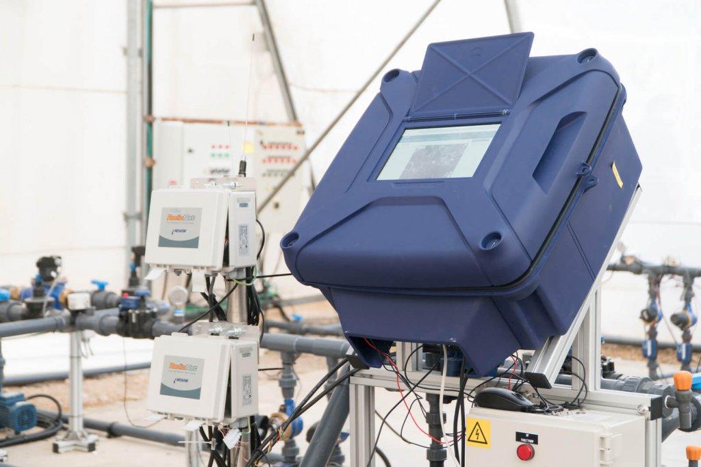 Empresa capixaba é a primeira da América Latina a instalar equipamento avançado de irrigação